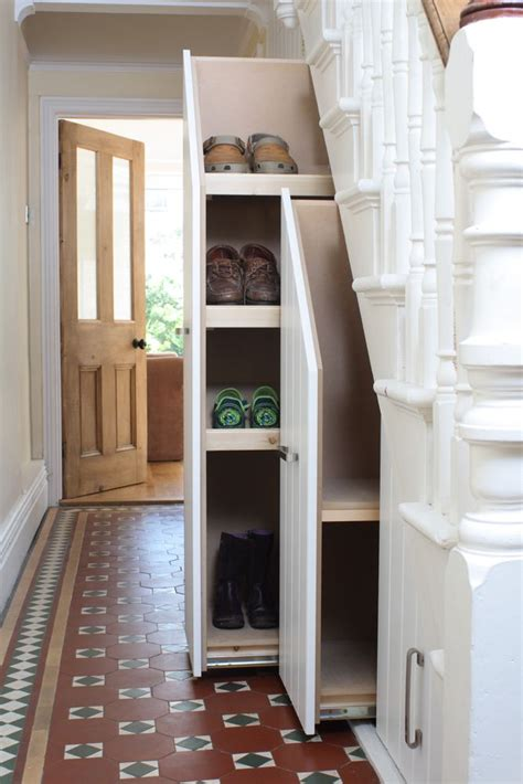 under staircase storage under stairs storage