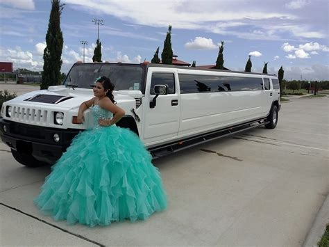 Quinceanera Limos by Hummer H2 Limo For Quinceanera Limo Service Houston