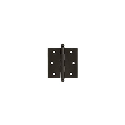 oil rubbed bronze cabinet hinges oil rubbed bronze 3 quot x 2 quot cabinet hinge knobs n knockers