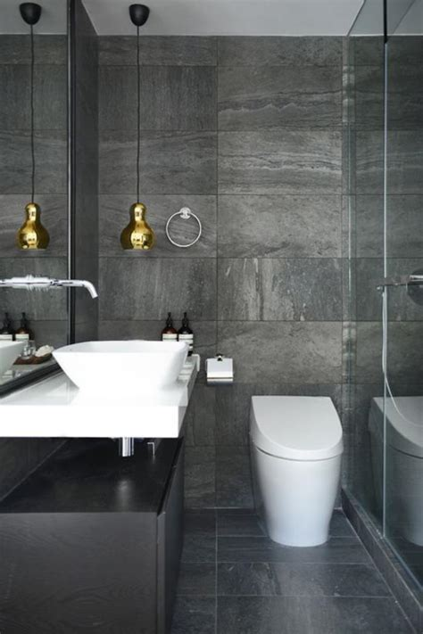 black white grey bathroom ideas 59 salles de bain chic qui vous montrent le beaut 233 du