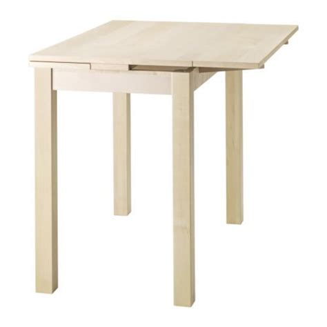 table de cuisine pliable table pliante ikea
