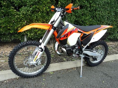 2014 Ktm 300 Xc W Review 2014 Ktm 300 Xc W Six Days Photo Autos Post
