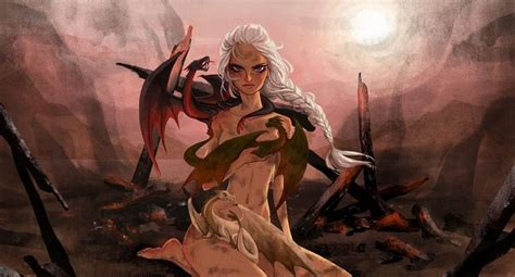 imagenes hot juego de tronos gods these 50 pieces of got fan art will explode your