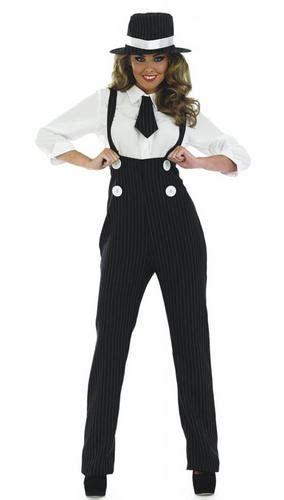 I Want This Wardrobe Mafia by 1920s Noir Gangster Chapeau Femmes Robe Fantaisie 20s