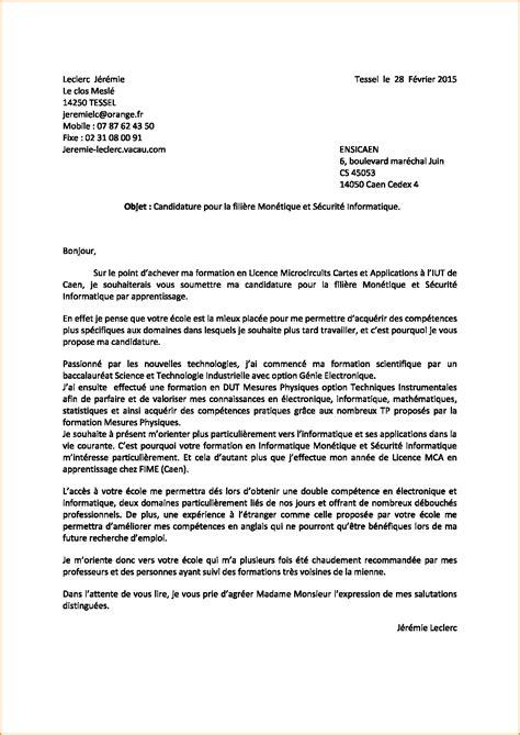 Exemple De Lettre De Motivation Pour Un Emploi En Suisse 9 Lettre De Motivation Pour Un Emploi Saisonnier Exemple Lettres