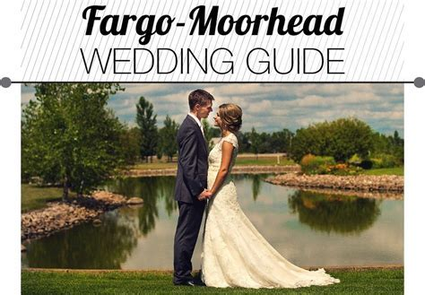 The Wedding Issue   Fargo Monthly