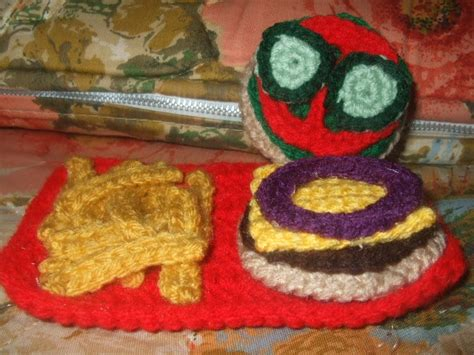 amigurumi hamburger pattern free 2000 free amigurumi patterns hamburger and fries