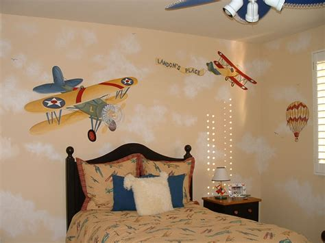 airplane wall murals wall murals by colette transportation theme wall murals