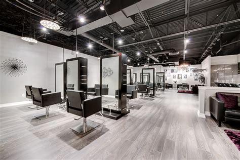 contemporary hair salon hair salon modern luxe salon in frisco tx