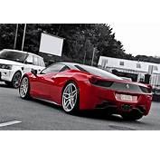 Ferrari 458 Italia Coupe Refined By Kahn Design