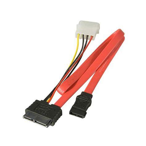 slimline sata cables adaptors sata cables adaptors