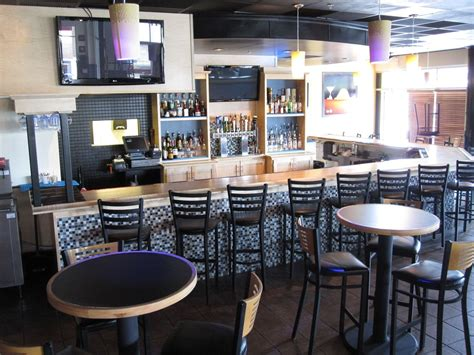 Commercial Bar Crafted Latitudes Cafe Commercial Bar By