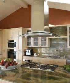 kitchen island hood vents copper island hood copper