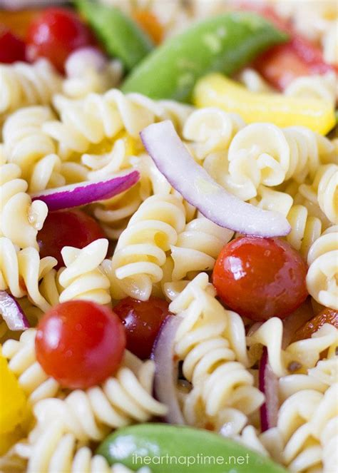 tasty pasta salad delicious and easy pasta salad recipe