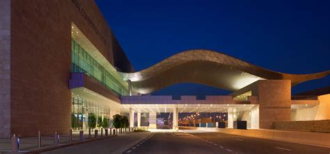 design center qatar qatar national convention centre populous