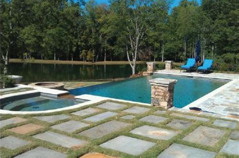 pools with spas pools with spas top 5 design options for pool spa combos