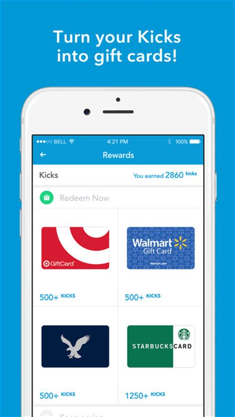 Best Apps For Free Gift Cards - shopkick rewards free gift cards for shopping plus deals
