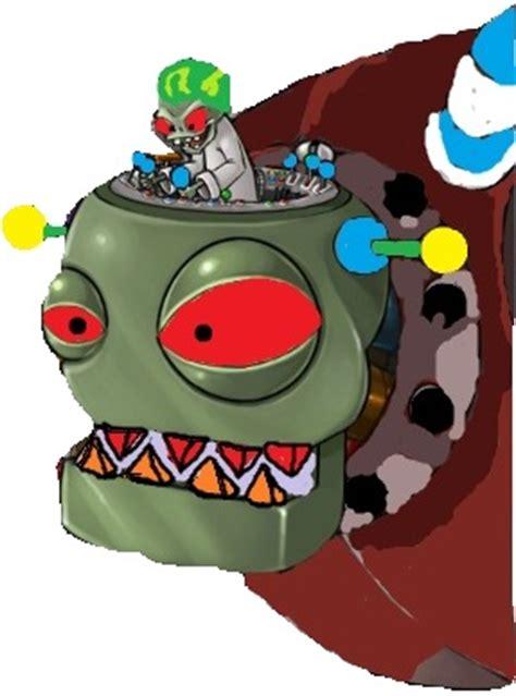 image zombot jpg plants vs zombies character creator image zombot and zomboss final revenge jpg plants vs