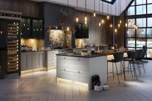Designer Kitchen Appliances country kitchen in nimbus and white wren kitchens
