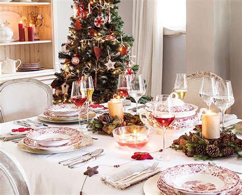 c 243 mo decorar la mesa de navidad westwing magazine - Decoracion Mesa De Navidad Original