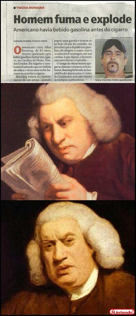 Dad Reading Newspaper Meme - gary o tocha humana n 227 o intendo