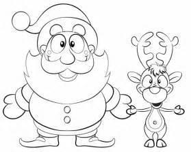 Christmas pages christmas coloring printables christmas santa s