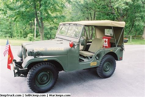 willys jeep gas mileage 1955 m38a1 willy s jeep for sale mileage 5 276