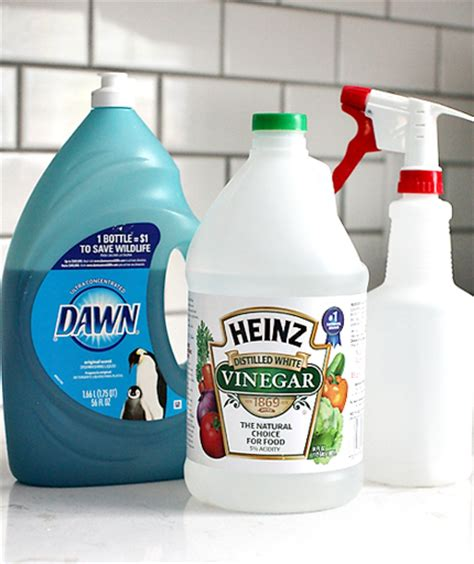 dawn bathroom cleaner quick tip magic in a bottle 7th house on the left