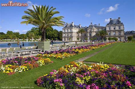 aiuole fiorite immagini aiuole fiorite ai jardin du luxembourg in centro