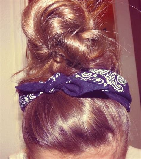 country style hair 64 best bandana hairstyles images on pinterest braids