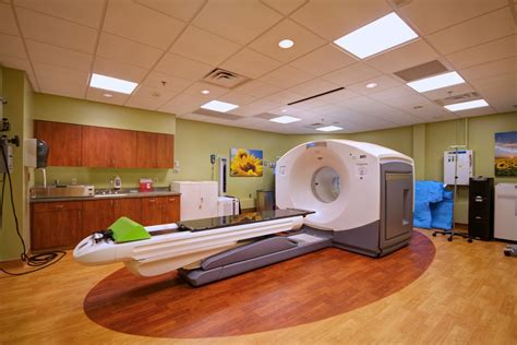 Room Scan by Memorial Hospital Pet Ct Scan Room Intergroup Architects