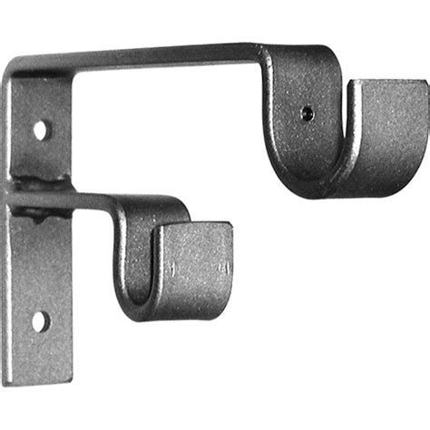 heavy duty drapery rod brackets heavy duty brackets ona drapery hardware