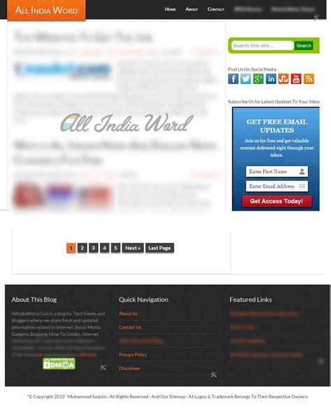 seo optimized templates for blogger download fully seo optimized atb blogger eleven 40