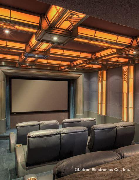 home theater    level  lutron light