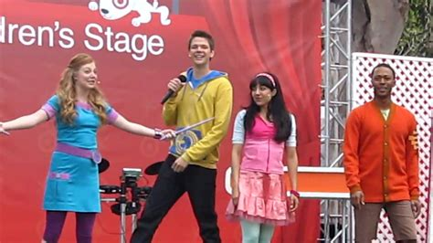 the fresh beat band stomp the house the fresh beat band hd live 4 24 10 intro song 1 3 youtube