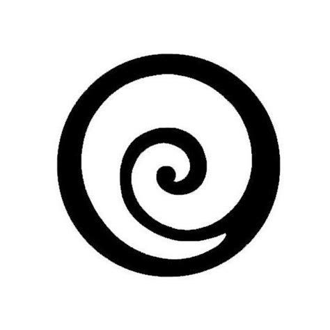koru new beginning symbol tattoo design koru a maori design represents new life and harmony as