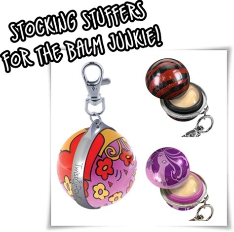 10 Sublime Stuffers by Stuffer Idea Twist And Pout Lip Balms Musings