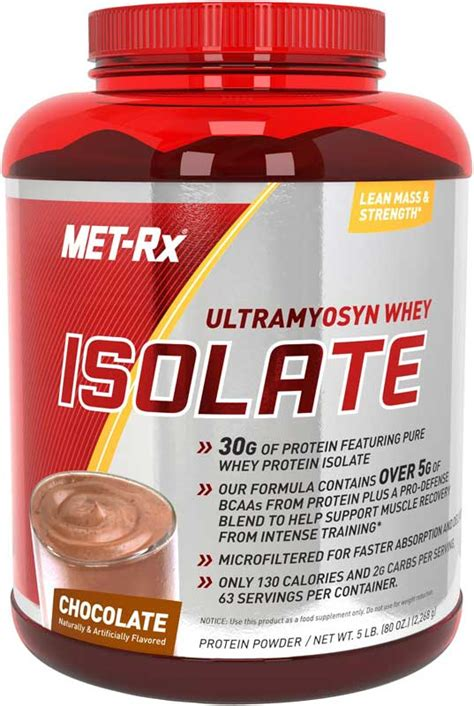 Scoop Untuk Whey Protein 1 met rx ultramyosyn whey isolate chocolate 5 pounds health personal care