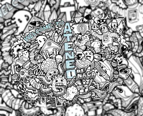 doodle welcome doodle welcome to ateneo de naga ix by joshuavillaluna