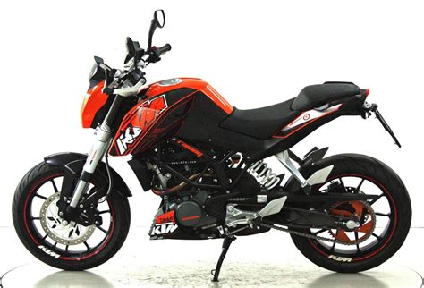 125ccm Motorrad Duke by Ktm 125 Duke 125 Ccm Motorr 228 Der Moto Center Winterthur