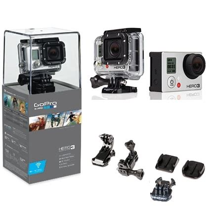 Jual Gopro 3 Silver Edition gopro hero3 hd3 silver edition