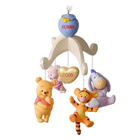disney winnie the pooh christmas ornament baby s first