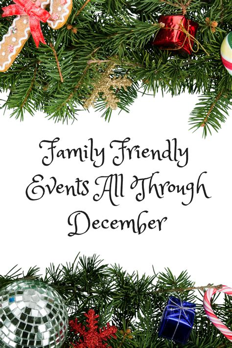 family friendly activities in december in summerville real estate business family