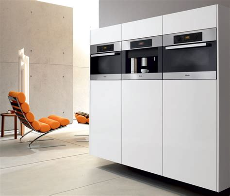 """Miele CVA4066 24"""" Built In Whole Bean Coffee System   Plumbed   Contemporary   other metro   by"""