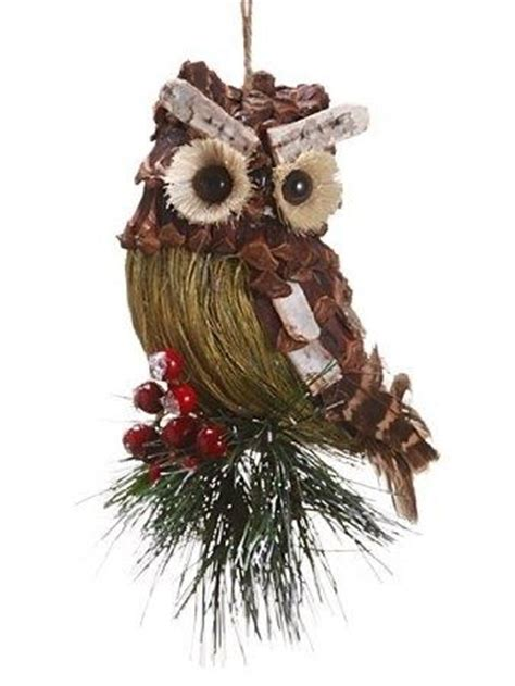 owl creations from pine cones and fluff 1000 images about diy ornaments on painted ornaments ornaments and nature