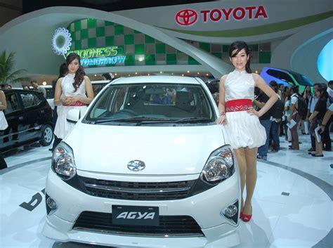 Toyota Indonesia Toyota Agya Indonesia 2012