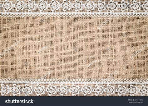 high resolution burlap and lace background 4 background burlap texture white lace background stock photo 236011576