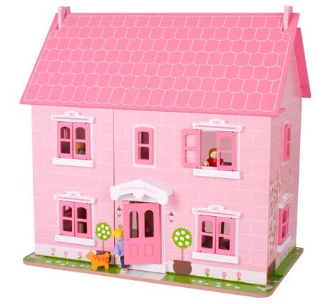 bigjigs dolls house bigjigs fairview manor dolls house fairview manor doll house with furniture and family