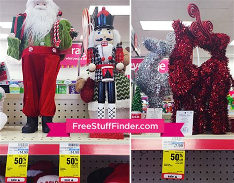 walgreens christmas decorations 50 home decor at cvs