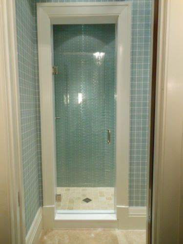 24 Glass Shower Door 24 Quot Frameless Shower Door 3 8 Glass Hardware Combo